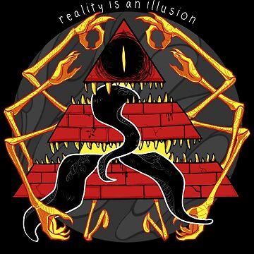 La realidad es una ilusión de owlapin
