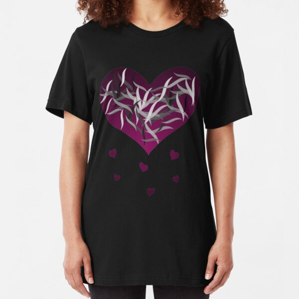 Have a Heart Slim Fit T-Shirt