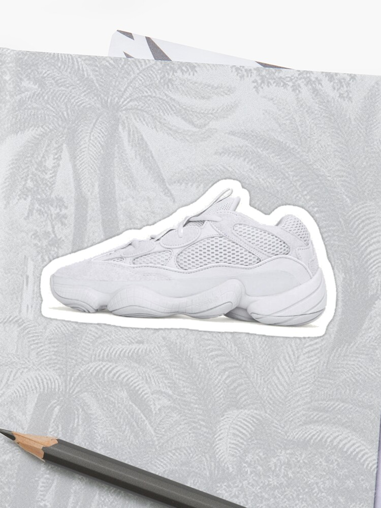 official photos 3450e c3e9e adidas Yeezy 500 Salt | Sticker