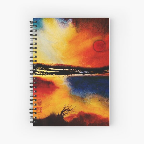 Wildness Spiral Notebook