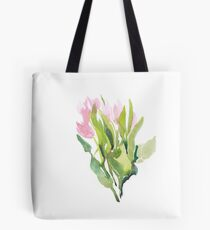 Tulips in watercolour  Tote Bag