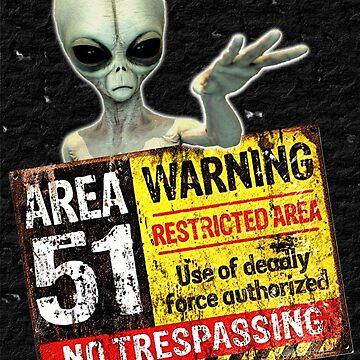 AREA 51 by PapaSquatch