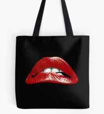 Rocky Lips Tote Bag