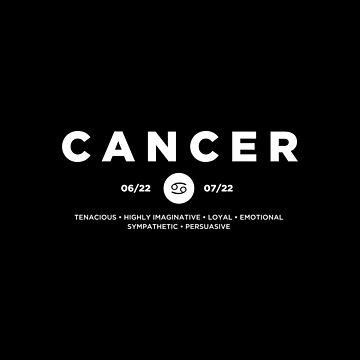 Cancer - Zodiac by khaosid