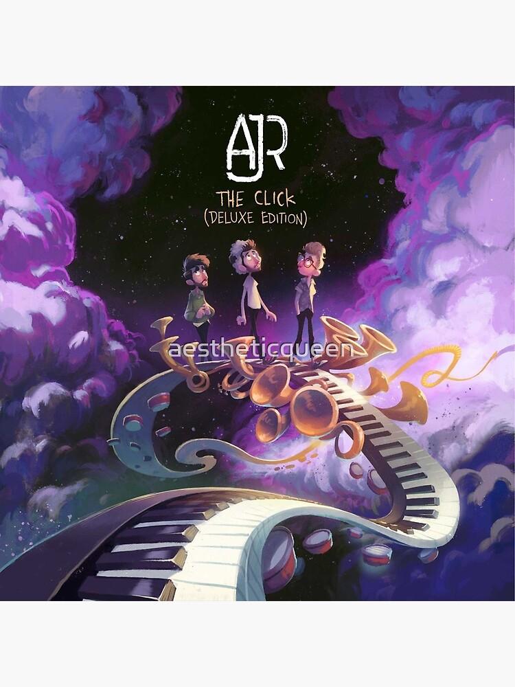 The Click AJR Deluxe Merch by aestheticqueen