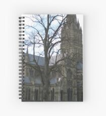 Saulsbury Cathedral Spiral Notebook