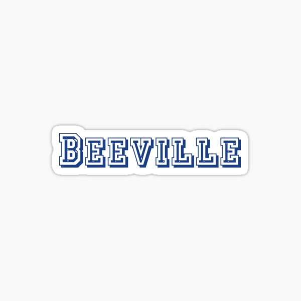 beeville tx stickers redbubble beeville tx stickers redbubble