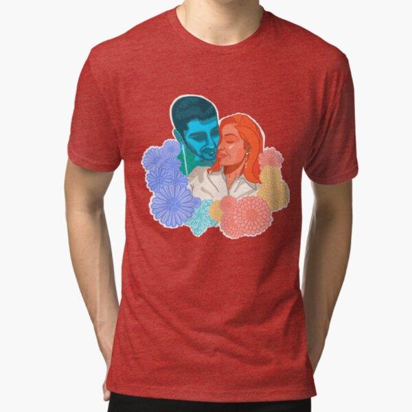 Zigi Tri-blend T-Shirt Unisex Tshirt