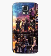 Funda/vinilo para Samsung Galaxy Kingsom corazones 3 caja del teléfono