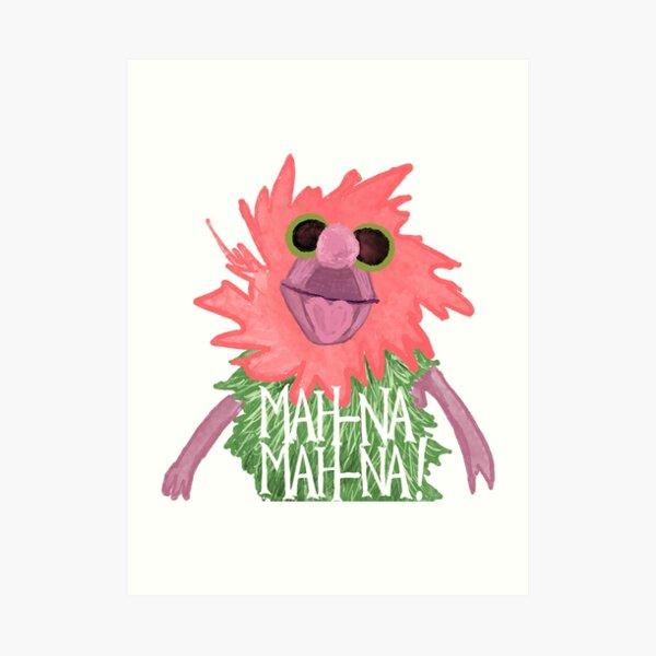 MahNaMahNa!  Art Print