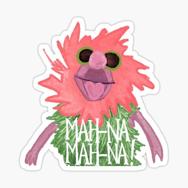 MahNaMahNa!  Sticker