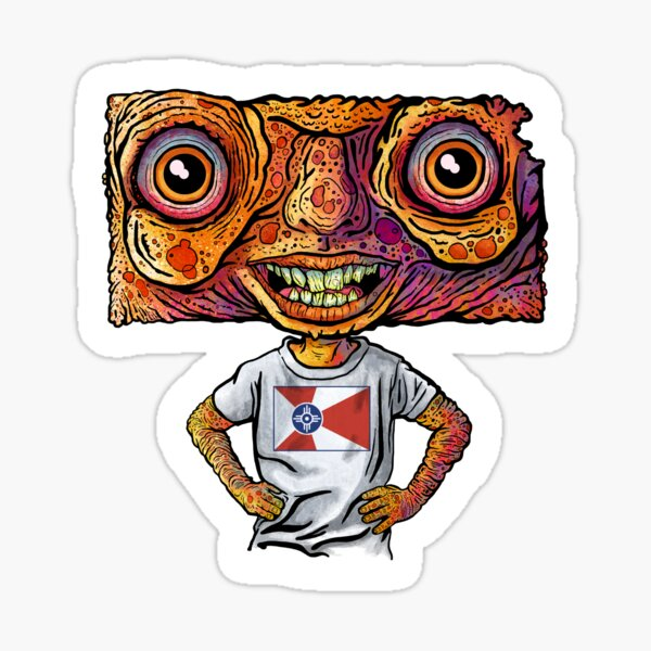 KANSAS BOY Sticker