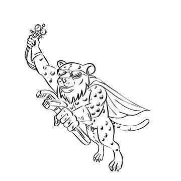 Cheetah Airconditioning and Refrigeration Mechanic by patrimonio