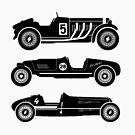 Retro Cars. by timothybeighton
