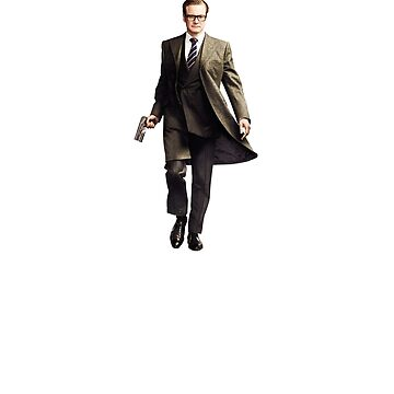Kingsman Colin Firth by masrais