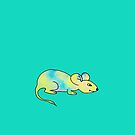 Colour Mouse by Northcliffe