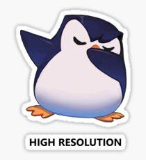 8K Penguin Dab!! Sticker