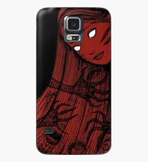 Tomie; Junji Ito Case/Skin for Samsung Galaxy