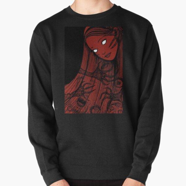 Tomie; Junji Ito Pullover Sweatshirt