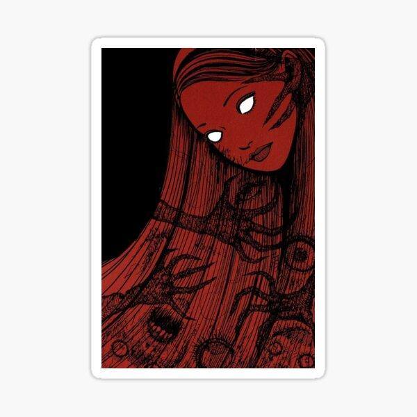 Tomie; Junji Ito Sticker