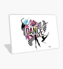 DANCE - A graphic tribute to BALLET -  Laptop Skin
