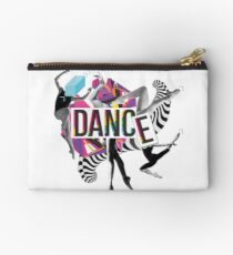 DANCE - A graphic tribute to BALLET -  Studio Pouch