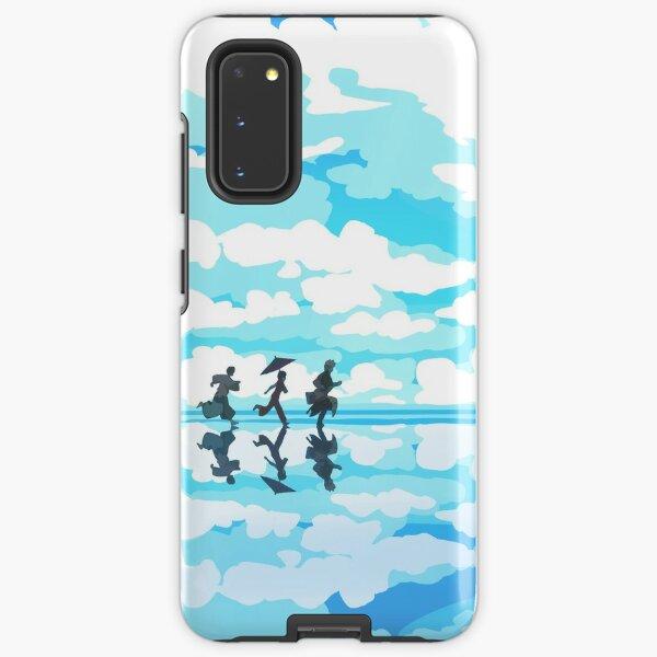 Sky phone case Samsung Galaxy Tough Case
