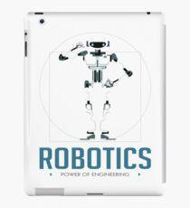 """Robotics Engineer Robobot """"Auf zum Mars"""" Ich baue Roboter iPad-Hülle & Klebefolie"""