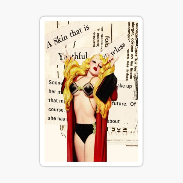 a skin that's flawless, 2011 Sticker