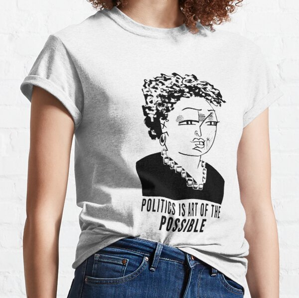 Stacey Abrams politics is art of the possible Georgia Classic T-Shirt