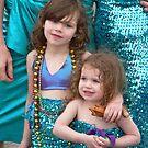 mermaid kids by andytechie