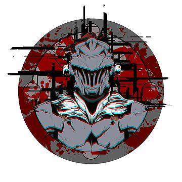 Goblin Slaying Shield by cartelneomexico