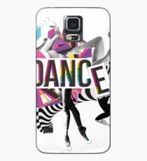 DANCE - A graphic tribute to BALLET -  Case/Skin for Samsung Galaxy