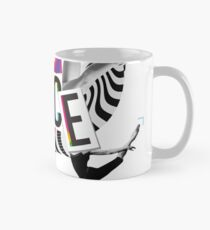 DANCE - A graphic tribute to BALLET -  Mug