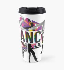 DANCE - A graphic tribute to BALLET -  Travel Mug