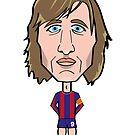 Johan Cruyff FCB - Barça by quimmirabet