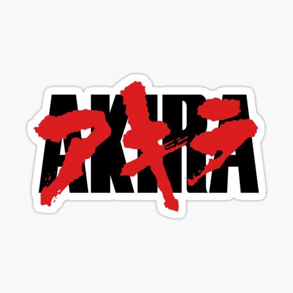 Bloody Akira Sticker