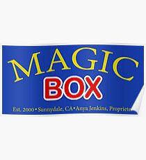 Magic Box - Buffy, The Vampire Slayer Poster