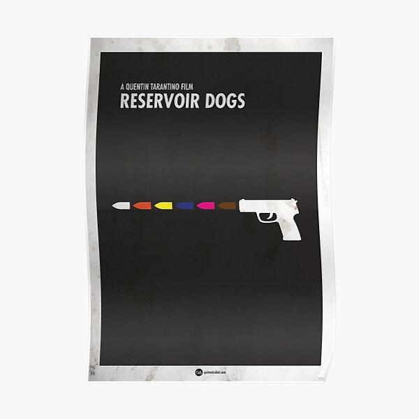 Affiche du film Minimal Reservoir Dogs Poster