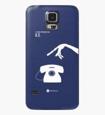 ET Minimal movie Poster Case/Skin for Samsung Galaxy