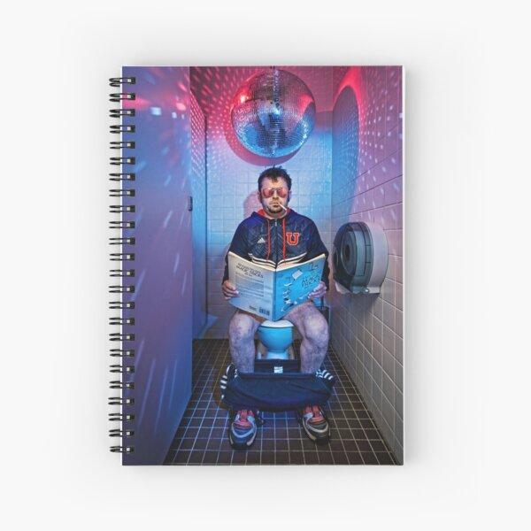 Disco Diablo Spiral Notebook