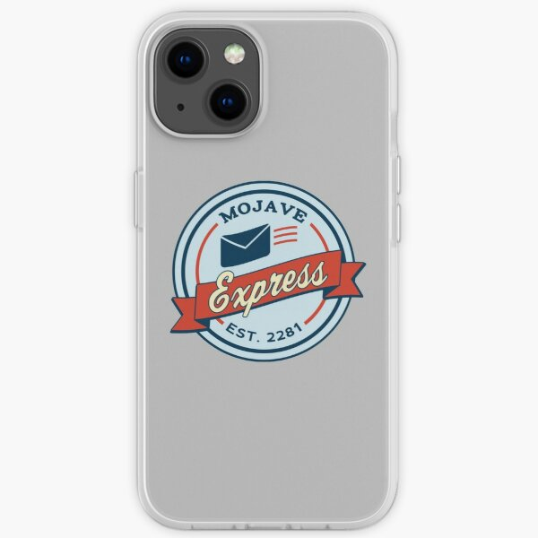 Mojave Express - Est. 2281 iPhone Soft Case