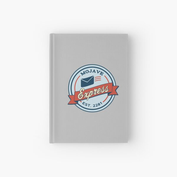 Mojave Express - Est. 2281 Hardcover Journal