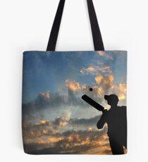 Batsman Tote Bag