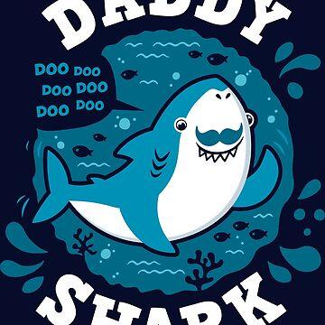 Daddy Shark by Olipop