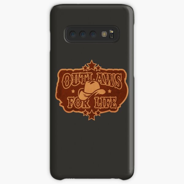 Outlaws for Life | Red Dead Redemption 2 Samsung Galaxy Snap Case