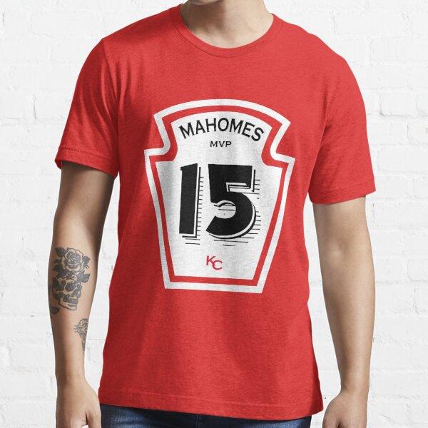 Patrick Mahomes Ketchup Bottle Essential T-Shirt