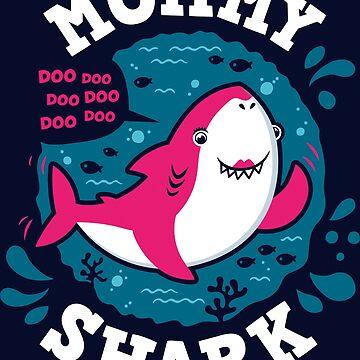 Mommy Shark by Olipop