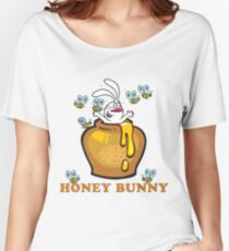 """Easter """"Honey Bunny"""" Women's Relaxed Fit T-Shirt"""