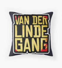 Van Der Linde Gang | Red Dead Redemption 2 Throw Pillow